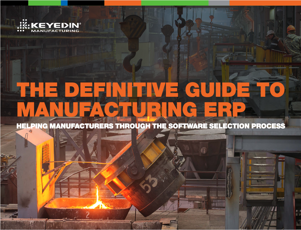 The Definitive Guide to Manufacturing ERP - Thumbnail